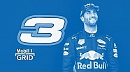 Más rápido, más fuerte – Daniel Ricciardo sobre la F1 2017 | Mobil 1 The Grid