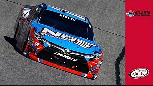 Busch remarks on NXS car failing post-race inspection