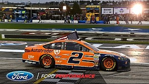 Keselowski snags back-to-back Ford victories at Atlanta Motor Speedway