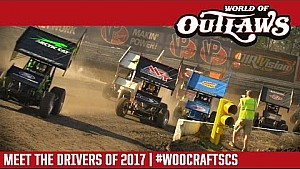 World of Outlaws Craftsman Sprint Car Series: Meet the Drivers of 2017
