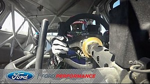 Ford Fiesta RS RX: Cockpit