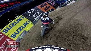 Cole Seely Main Event 2017 Monster Energy Supercross from Toronto