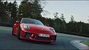 The new 911 GT3 – Born in flacht.