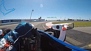 IndyCar: On-board  St Petersburg