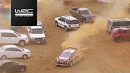 WRC - Reli Meksiko 2017: Insiden Kris Meeke di stage 19