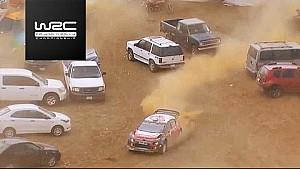 【WRC】第3戦ラリー・メキシコSS19:クリス・ミーク