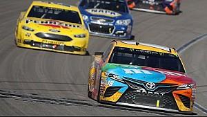 No penalties for Busch, Logano following Las Vegas
