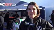 Katherine Legge - 12 Hours of Sebring