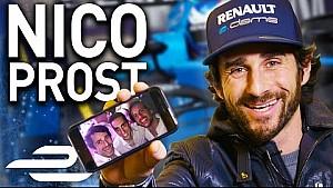 I segreti nel telefono di Nicolas Prost