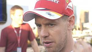 GP d'Australie - L'interview de Sebastian Vettel