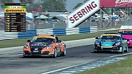 Full race: 2017 Visit Sebring 120 Broadcast