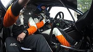 Azoren-Rallye 2017 - Crash Lukyanuk SS12