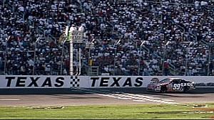 From the vault: Relive the thrilling first race at Texas Motor Speedway