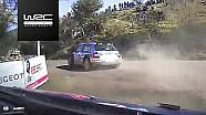 WRC 2 - Tour de Corse 2017: WRC 2 2. Gün Özeti