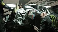 福特车队WRX巴塞罗那拉力赛记录