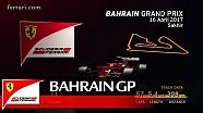 Vista previa Gran Premio de Bahrein - Scuderia Ferrari 2017