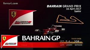 Bahrain Grand Prix preview - Scuderia Ferrari 2017