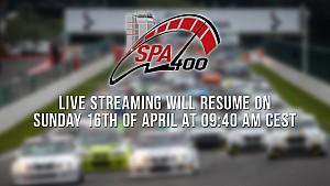 LIVE - Spa 400 - Hundred Series by BGDC