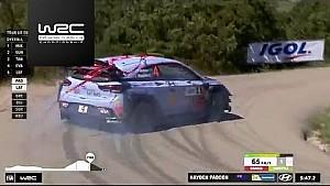 Rallye Korsika: Hayden Paddon unzufrieden