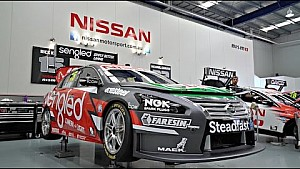 Reviving Chassis #003 - Nissan Motorsport