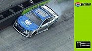 Bristol: Crash von Dale Earnhardt Jr.