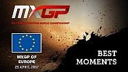 MXGP de Europa, Valkenswaard 2017 MXGP mejores momentos