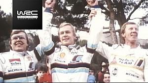 WRC-Legende: Ari Vatanen