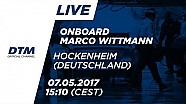 Marco Wittmann (BMW M4 DTM) - Araç Üstü 2. Yarış - DTM Hockenheim 2017