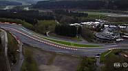 Despertar en el legendario Circuito de Spa Francorchamps