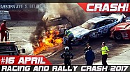Semana 16 de abril 2017 racing & rally crash compilación