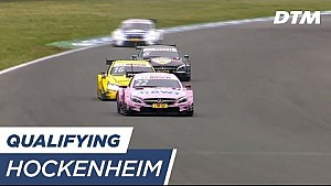 DTM Hockenheim 2017 - Qualifying (Race 2) - Re-Live