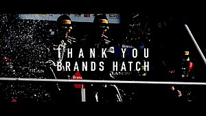 Epic slow-mo - Brands Hatch - Blancpain GT Series