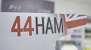 La pose des nouveaux numéros en F1 en vidéo