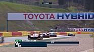 Disputa acirrada entre Ford e Ferrari em Spa pela LMGTE-Pro