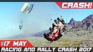 Racing & Rally crash compilación Semana 17 de mayo de 2017
