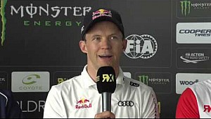 Friday press conference | Mettet RX