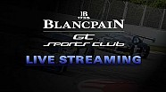 Ana Yarış - Blancpain GT sports club  - Silverstone 2017