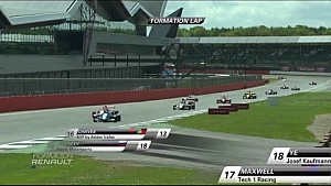 Formula Renault 2.0 Eurocup 2017 - Silverstone Race 2