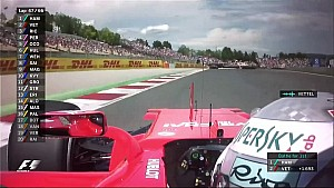 2017 İspanya GP - Vettel'in Telsiz Mesajı