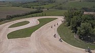 3rd Yamaha VR46 Master camp: Bird's eye view - Last race