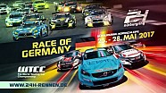 Ticket spot FIA WTCC race of Germany