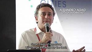 FIA Ciudades inteligentes - México ePrix