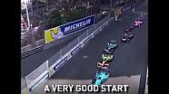Mónaco ePrix 2017 en 60 segundos