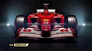 Trailer: F1 2017 - Make History