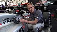 IndyCar 101 con el profesor B: volante