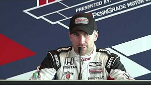 End of day 4 Indy 500 practice news conference