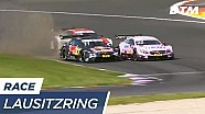 Hard battle: Auer vs Wittmann - DTM Lausitzring 2017