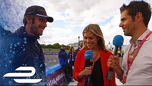 Nicki & Marc's Paris Wrap Up - Formula E