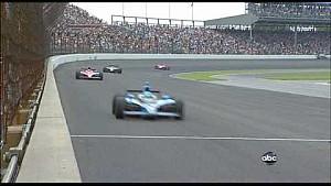 Авария Витора Мейры в Indy 500 2009 года