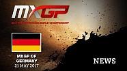 Los mejores momentos del GP de Alemania de MXGP